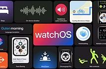 Apple ra mắt watchOS 7: dành cho Series 3 trở lên, theo dõi giấc ngủ