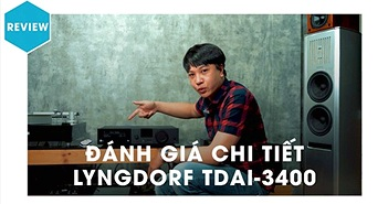 Bất ngờ với khả năng xử lý âm học RoomPerfect của ampli streaming Đan Mạch Lyngdorf TDAI-3400