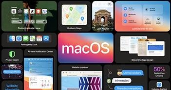 macOS Big Sur ra mắt: giao diện xu hướng iOS, Safari nhanh hơn