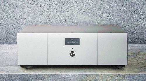 Goldmund Telos 300 - Poweramp 450W, tham chiếu cho dàn hi-end tầm 1 tỷ đồng