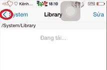 Hướng dẫn thay chữ Nhập Mật Khẩu trên iPhone 6 tùy ý