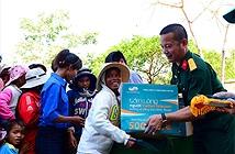 Viettel tặng 19 tấn hàng hóa cho đồng bào Ninh Thuận
