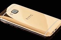 Hơn 55 triệu đồng cho chiếc điện thoại HTC One M9 mạ vàng