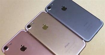iPhone 7 và iPhone 7 Pro cùng nhau xuất đầu lộ diện