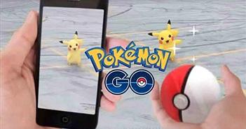 """Apple có thể """"kiếm chác"""" hơn 3 tỷ USD từ Pokemon Go"""