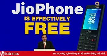 Để thu hút thuê bao, nhà mạng Ấn Độ tặng miễn phí điện thoại 4G cho khách hàng