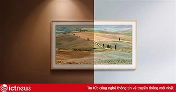 Samsung giới thiệu TV khung tranh tại Việt Nam, giá từ 49,9 triệu đồng