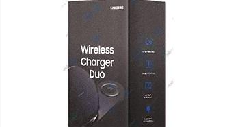 Samsung sẽ ra mắt phụ kiện để sạc không dây 2 thiết bị một lúc