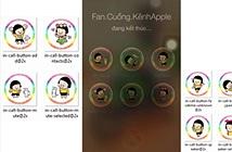 Hướng dẫn thay đổi giao diện iPhone 6 khi gọi điện