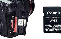 Canon đang phát triển chiếc thẻ nhớ đặc biệt nhằm bổ sung Wifi cho các máy DSLR