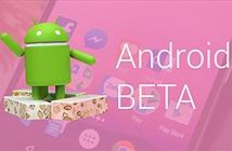 Chương trình thử nghiệm Android Beta sẽ tiếp tục, sắp có bản Android 7.1 trong mùa thu này