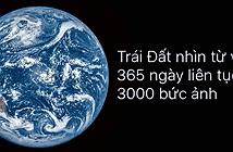 [Video timelapse] Toàn cảnh Trái Đất trong 365 ngày được ghi lại từ vệ tinh của NASA