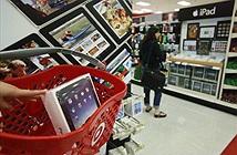 """Nhà bán lẻ Target: Người dùng đang """"chán ngấy"""" Apple"""