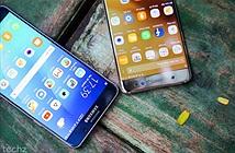 [Galaxy Note 7] Bút S Pen trên Samsung Galaxy Note 7 bị kẹt trong quá trình sử dụng?