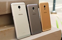 FPT Shop bán độc quyền 3 smartphone Meizu giá từ 3 triệu đồng