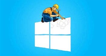 Cách tạo Restore Point trên Windows 10 chỉ với 1 cú kích đúp chuột