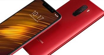 Chính thức ra mắt Pocophone F1 chạy Snapdragon 845, giá hủy diệt iPhone