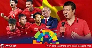 BLV Vũ Quang Huy bình luận trận đấu giữa Olympic Việt Nam vs Bahrain tối nay trên VTC3