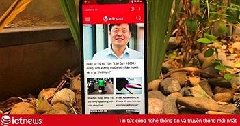 Lộ diện smartphone thương hiệu Việt mobiistar X