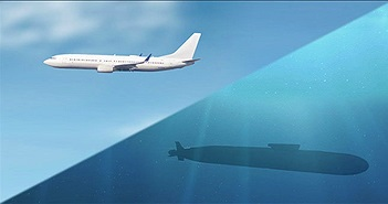 """Mỹ đã có cách cho tàu ngầm """"nói chuyện"""" trực tiếp với máy bay mà không cần nổi lên"""