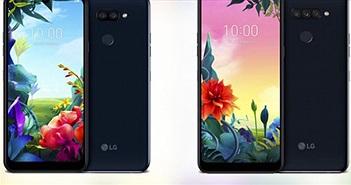 Bộ đôi điện thoại tầm trung độ bền trâu bò đến từ LG