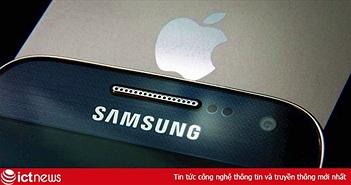 """Samsung, Apple và 'tiểu tam' LG: """"Mối tình"""" tay ba trị giá hàng tỷ USD đầy ân oán"""