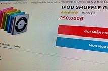 Loạt iPod và Apple Watch giá rẻ tràn về Việt Nam
