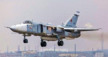 Nga có thêm tiêm kích Su-24MR, Mỹ nên lo lắng?