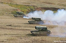 Pháo phản lực đa nòng TOS-1A: Cơn ác mộng của quân khủng bố IS tại Syria
