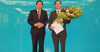 Bổ nhiệm ông Vũ Văn San làm Giám đốc Học viện Công nghệ BCVT