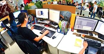 Nữ giới chỉ chiếm 30% nhân lực trong ngành CNTT