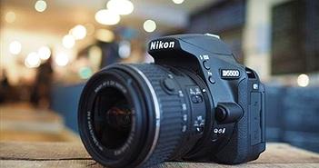 5 máy ảnh DSLR tốt nhất giá dưới 20 triệu đồng