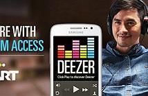 Dịch vụ tải nhạc trực tuyến Deezer chuẩn bị lên sàn
