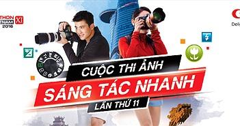 Canon Photomarathon 2016 đã khởi động tại Hà Nội, Sài Gòn và cả Đà Nẵng. Đăng ký ngay!