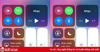 Hướng dẫn cách quay màn hình iPhone chạy iOS 11