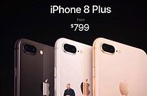 Máy ảnh iPhone 8 và iPhone 8 Plus được đánh giá tốt nhất trên DxOMark