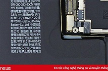 Tải hình nền iPhone Xs Max xuyên thấu linh kiện