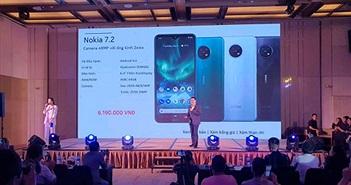HMD Global ra mắt Nokia 7.2 tại Việt Nam giá 6,2 triệu