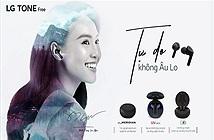 Tai nghe không dây LG Tone Free lên kệ giá từ 2,8 triệu