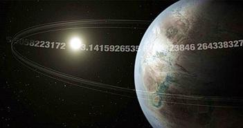 Hành tinh giống Trái đất quay quanh sao chủ trong 3,14 ngày