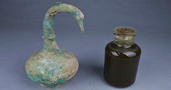 Trung Quốc Xác định được chất lỏng bí ẩn trong chiếc bình 2.000 năm tìm thấy ở mộ cổ