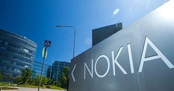 Lợi nhuận Nokia bắt đầu tăng