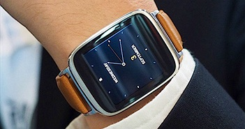 Rộ tin Asus sắp ra mắt đồng hồ thông minh ZenWatch mới