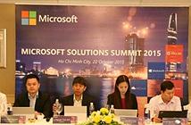 Microsoft cung cấp những công cụ giúp gia tăng năng suất cho doanh nghiệp