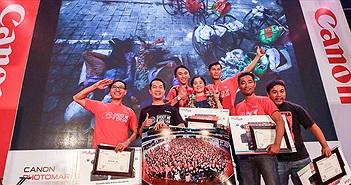 Kết quả Cuộc thi ảnh nhanh Canon Photomarathon 2016 tại Đà Nẵng ngày 22-10-2016