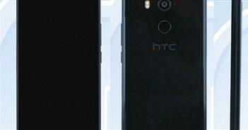 HTC U11 Plus sẽ có tính năng chống nước, Edge Sense và loa Boom Sound