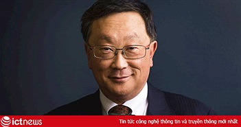 """CEO John Chen: BlackBerry đã """"thoát hiểm"""" thành công"""