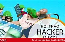 Hacker mũ cối tài trợ cho sinh viên an toàn thông tin