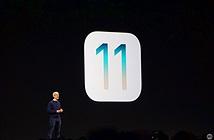 iOS 11 đã chiếm một nửa thị phần sau một tháng phát hành