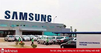 Samsung SDI Việt Nam được gia hạn ưu tiên khi thực hiện thủ tục hải quan